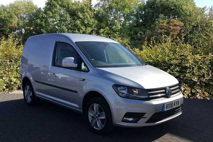 Volkswagen Caddy Panel Van 1.4 TSI 125PS Eu6 C20 Highline BMT