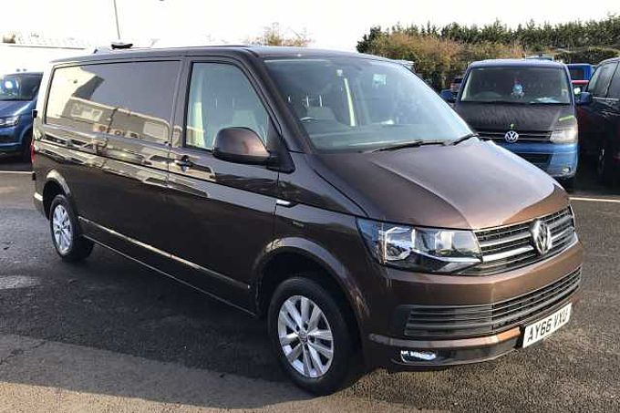 Volkswagen Transporter Panel Van PV 2.0TDI 150PS T30 Highline BMT LWB