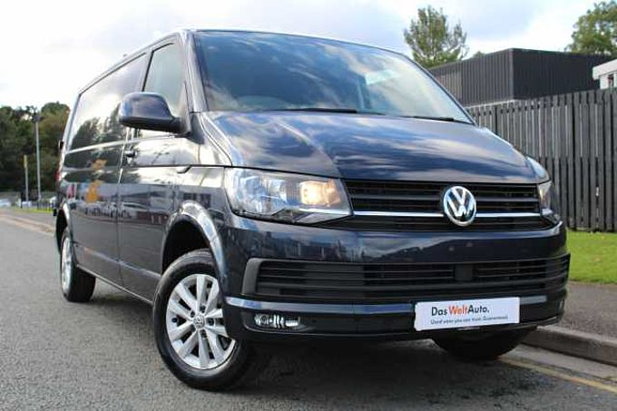 Volkswagen Transporter T30 Panel van Highline LWB EU6 150 PS 2.0 TDI BMT 6sp Manual
