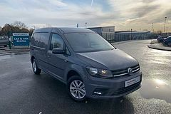 Volkswagen Caddy Maxi 2.0 TDI (102PS) C20 Maxi Startline Panel Van