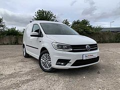Volkswagen Caddy 2.0 TDI (150PS) C20 Highline