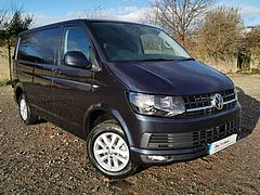 Volkswagen Transporter T28 102PS Highline Panel Van SWB