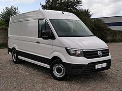 Volkswagen Crafter Cr35 Mwb Diesel 2.0 TDI 140PS Trendline High Roof Van MWB