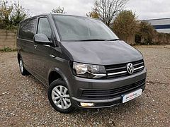 Volkswagen Transporter 2.0TDI (150PS) T28 EU6 Panel Van Highline SWB - TAILGATE