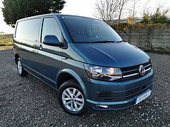 Volkswagen Transporter 2.0TDI (150PS)Eu6 T28 Panel Van Highline SWB - TAILGATE