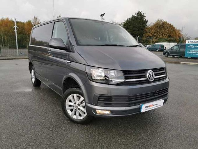 Volkswagen Transporter 2.0TDI (102PS) T28 Panel Van Highline SWB - TAILGATE