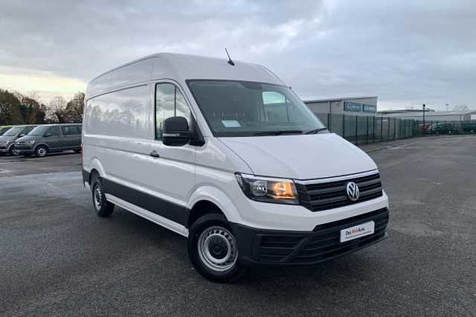 Volkswagen Crafter CR30 Panel Van Startline MWB 102 PS 2.0 TDI 6sp Manual